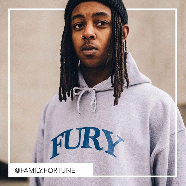 I still read FURY. 🐶 // Get your @family.fortune as quick as you can. That stuff moves!