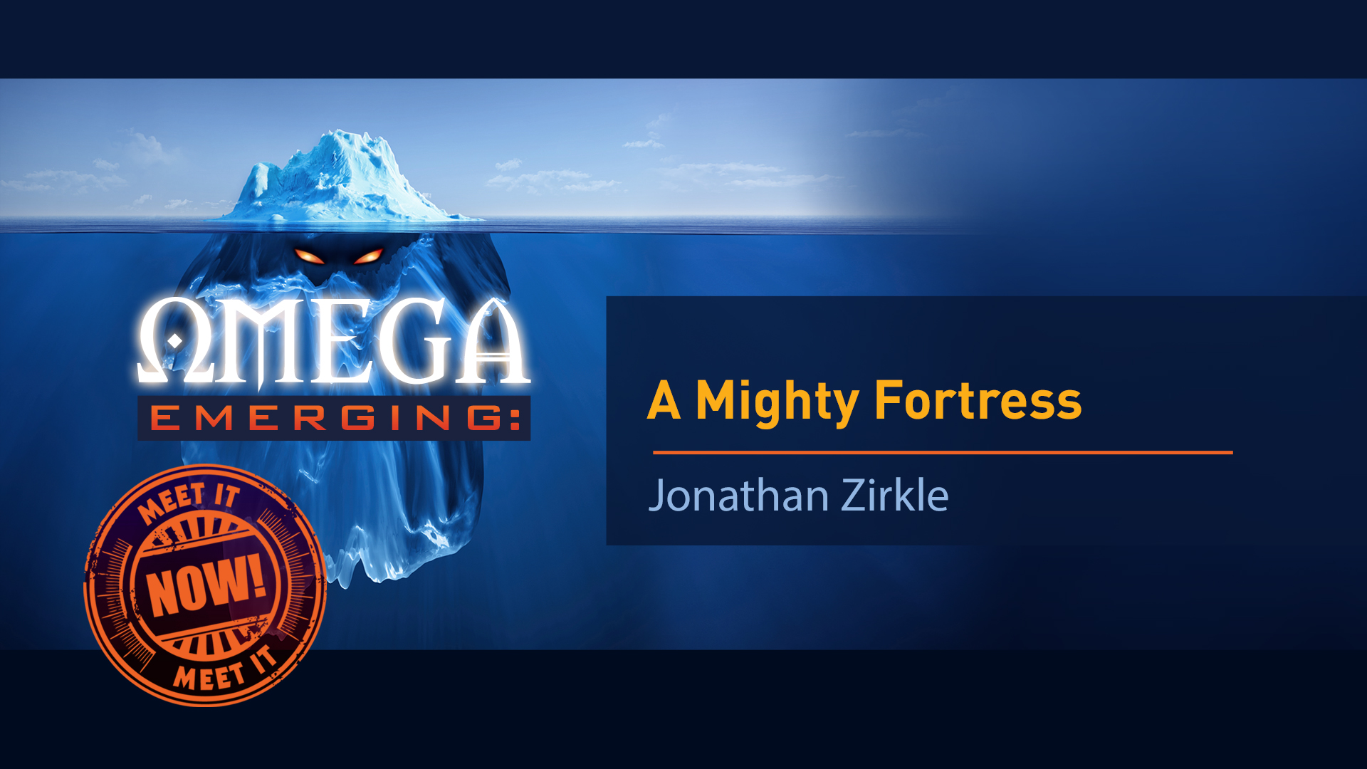 5. A Mighty Fortress - Jonathan Zirkle