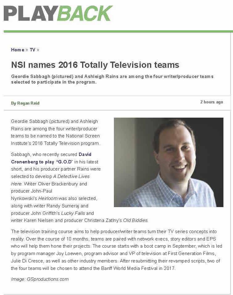 NSI names 2016 Totally Television teams » Playback.jpg