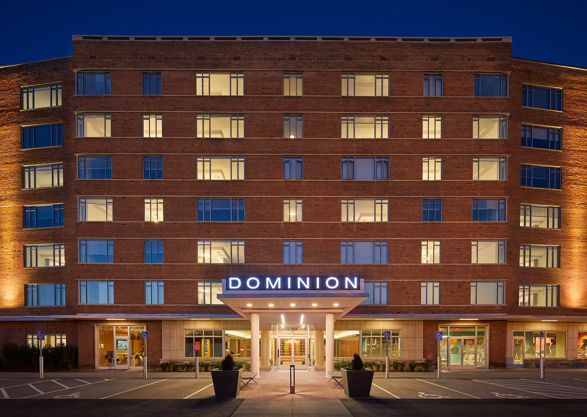 DOMINION - Arlington, VA
