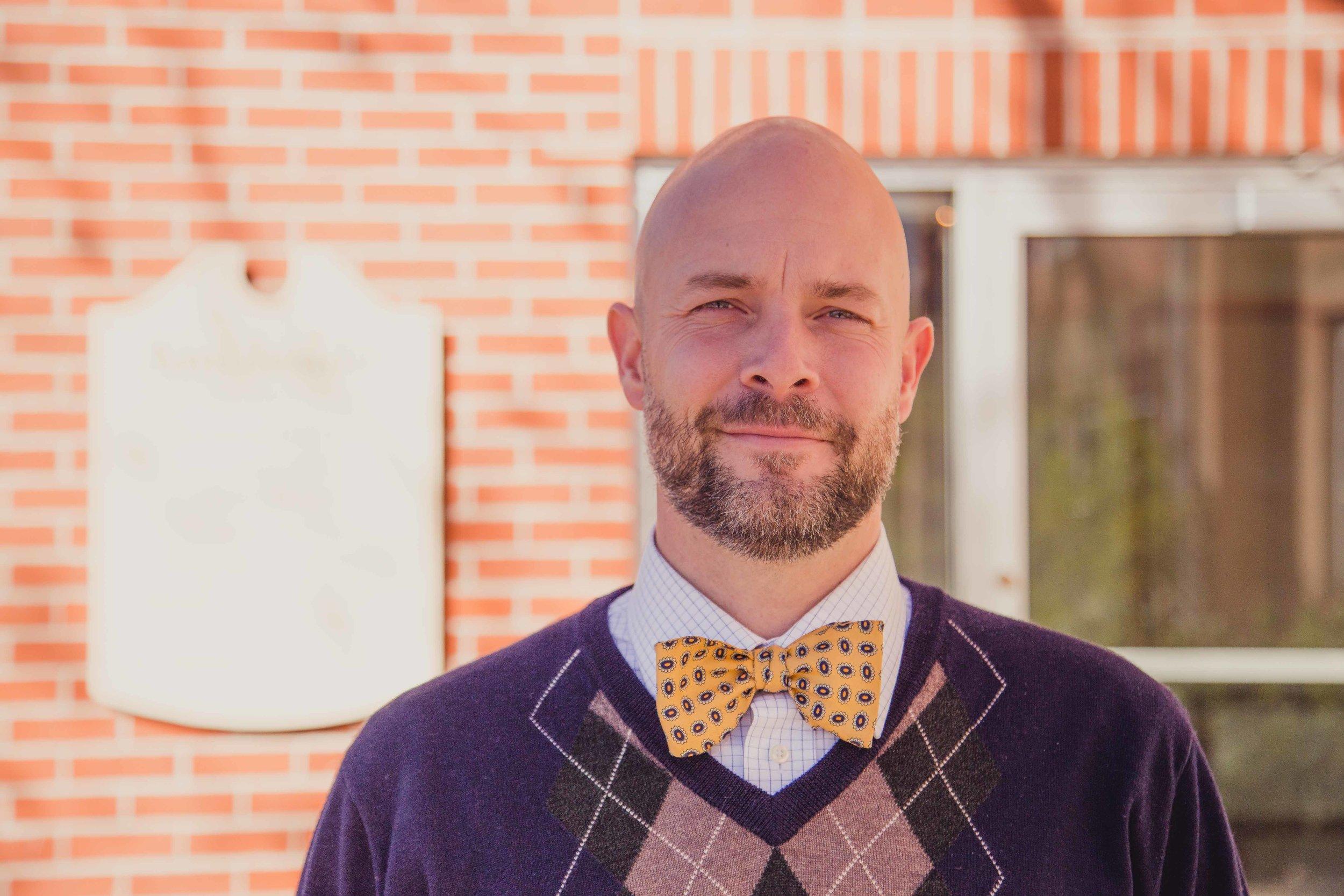 Russ York, Head of School