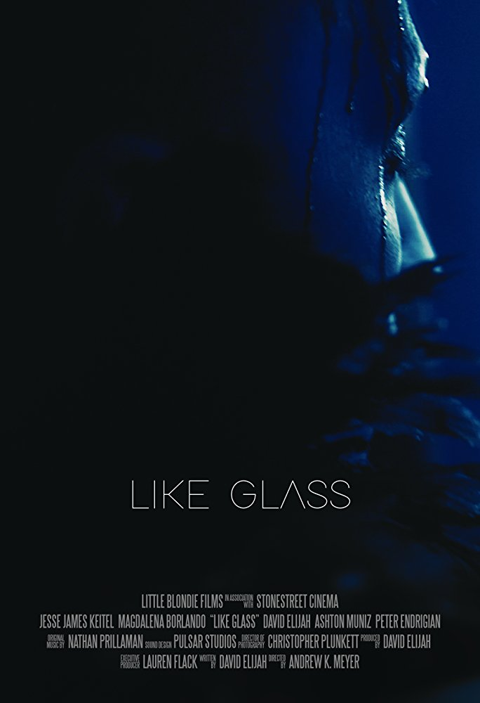 Like Glass - Jesse stars in David Armanino's LIKE GLASS. The story follows genderfluid Zion as they navigate their gender identity through the avant garde NYC nightlife scene and their complicated love-life. (Summer, 2017)Write up in Huffington post:https://www.huffingtonpost.com/entry/bold-new-short-film-puts-gender-fluid-characters-in_us_59120afce4b07e366cebb676