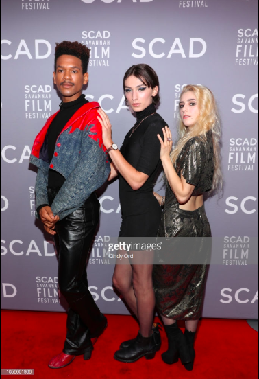Like Glass at SCAD SAVFF - Ashton Muniz, Jesse, and Magdalena Borlando attended the Savannah Film Festival for a screening of Like Glass.