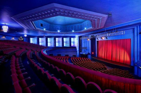 Regent theatre, Ipswich