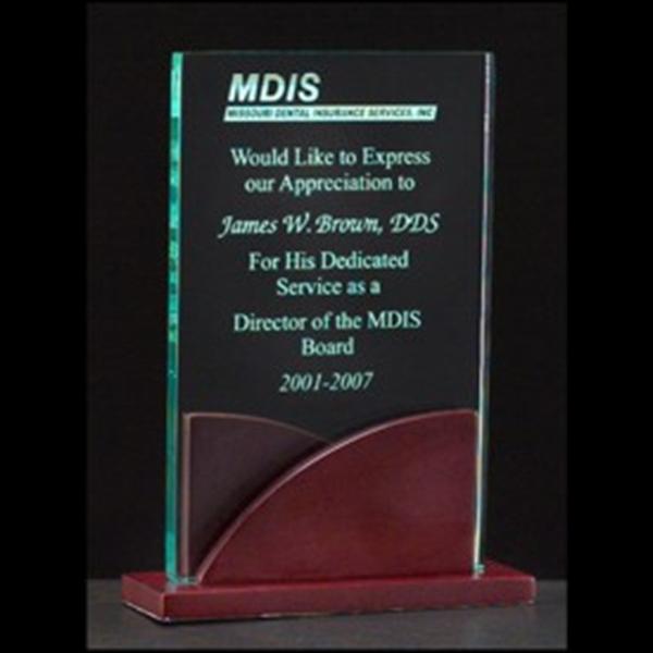 Minneapolis acrylic awards