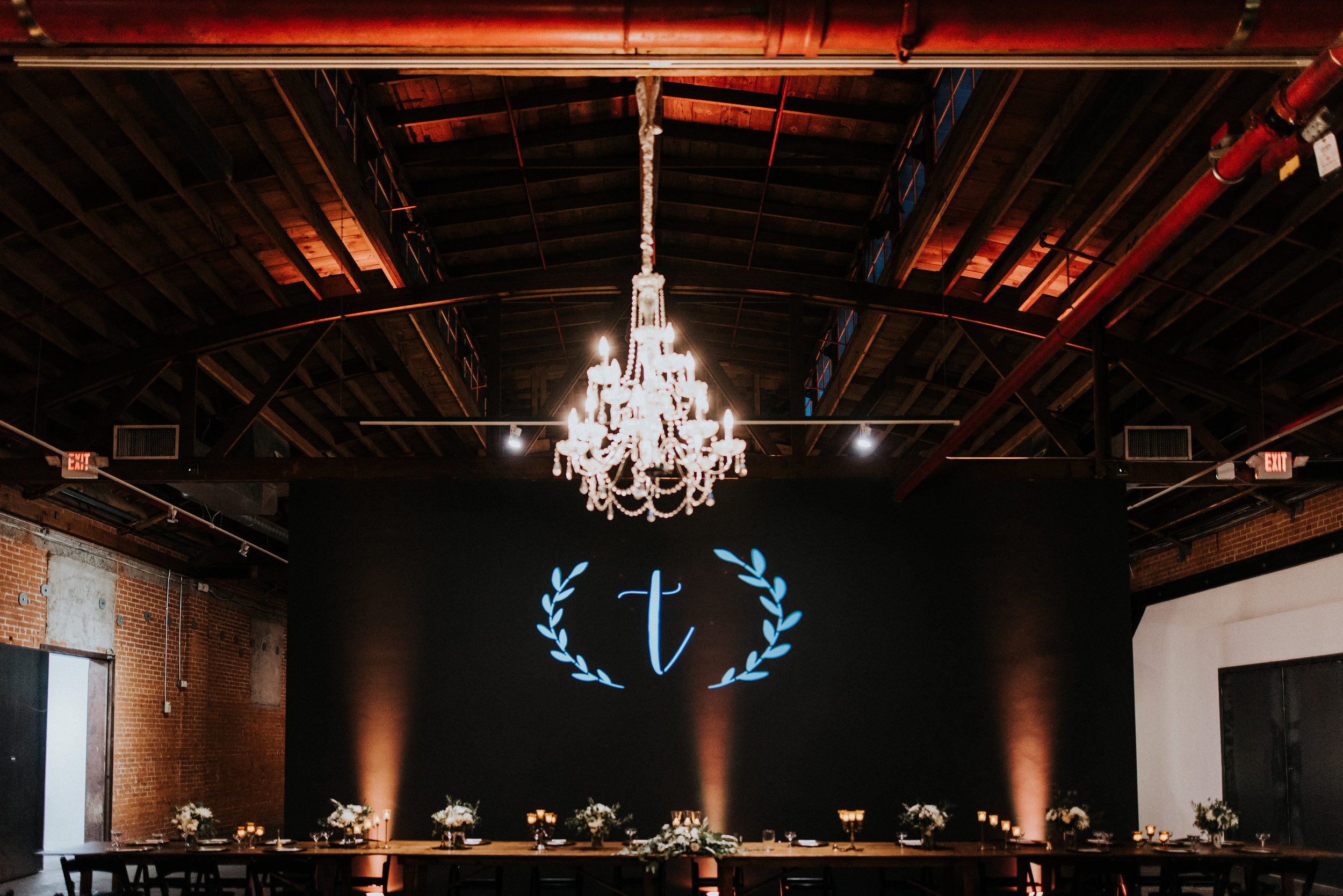 We design gobo monogram lighting in-house. Provide me with your inspiration and I'll create it. The die is professionally laser cut to ensure a razor sharp look.