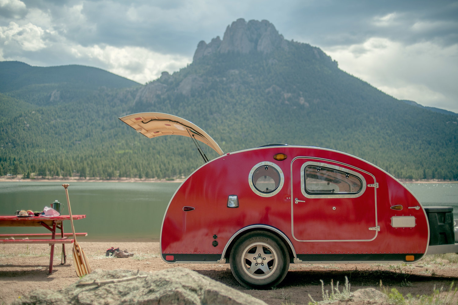 Features | Vistabule Teardrop Trailers
