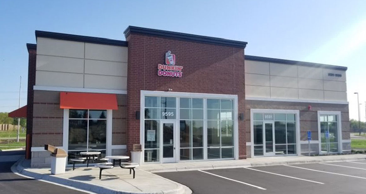 Dunkin Donuts   Maple Grove, MN — 4,000 SF retail build-to-suit