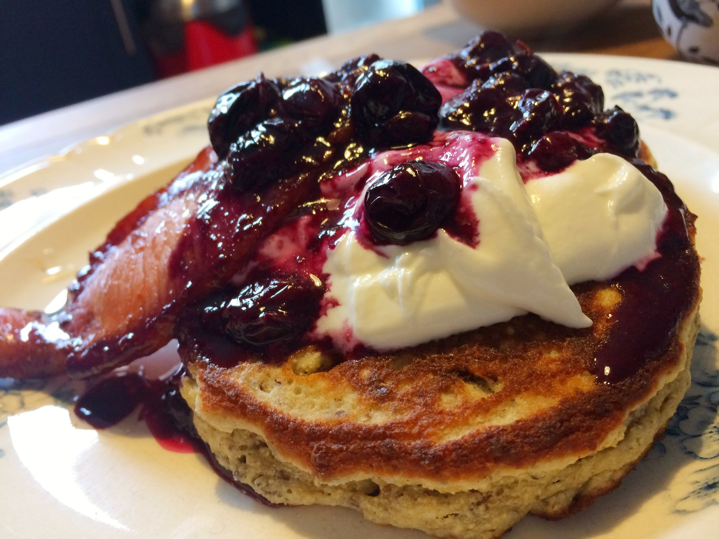 Gluten Free Pancakes Recipes The Nourished Soul