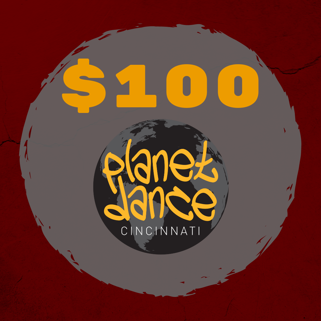 WEDNESDAYWin a $100 gift card to Planet Dance Cincinnati! Check out our Facebook and Instagram pages to play! -