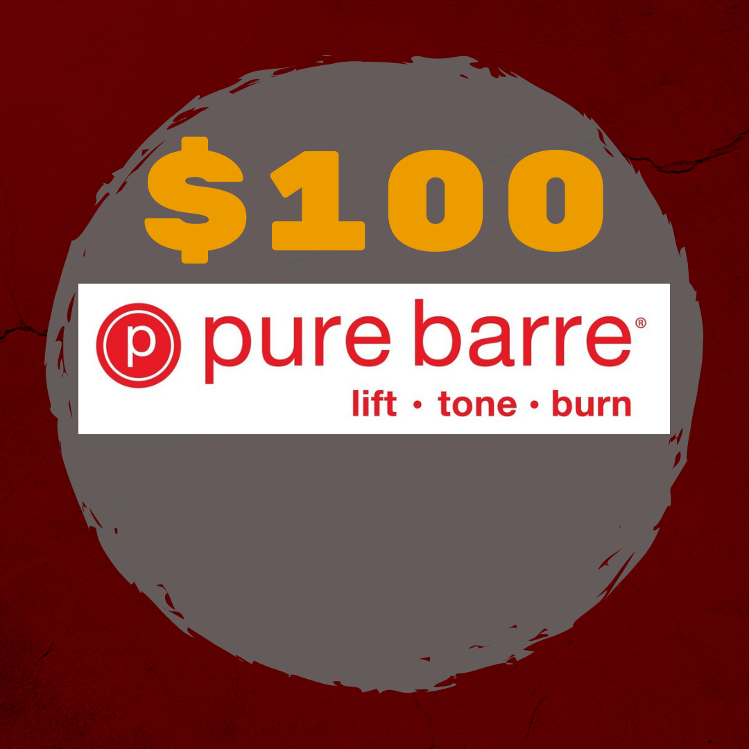 THURSDAY Win a $100 gift card to Pure Barre Ft Wright! Check out our Facebook and Instagram pages to play! -