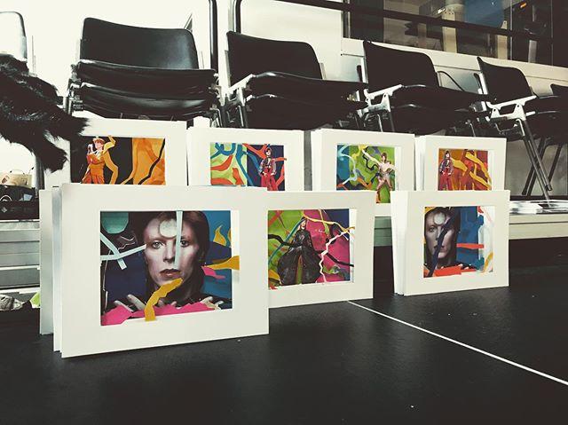 David Bowie 3D Collages   By Our CAMP'ers 🙌🏽🦁✨❤️ •••••••••••••••••••••••••••••••••••••••••••••••••••••• @villiv •••••••••••••••••••••••••••••••••••••••••••••••••••••• #art #camp #williamsburgcamp #artist #davidbowie #3D #brooklyn #williamsburg #workinprogress #bowie #collage
