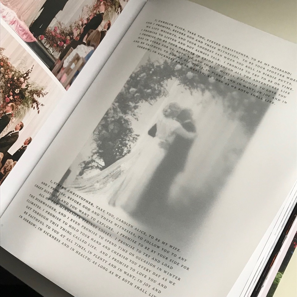 MMF wedding book.JPG