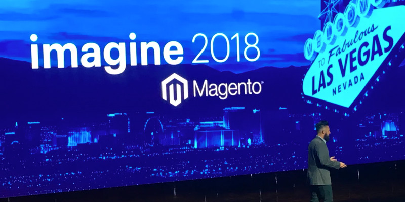 Magento Master Philip Jackson opent Imagine 2018