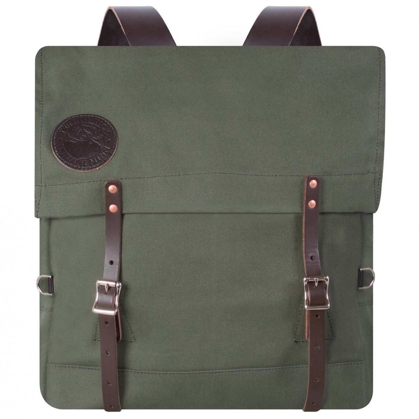 - A Duluth Pack