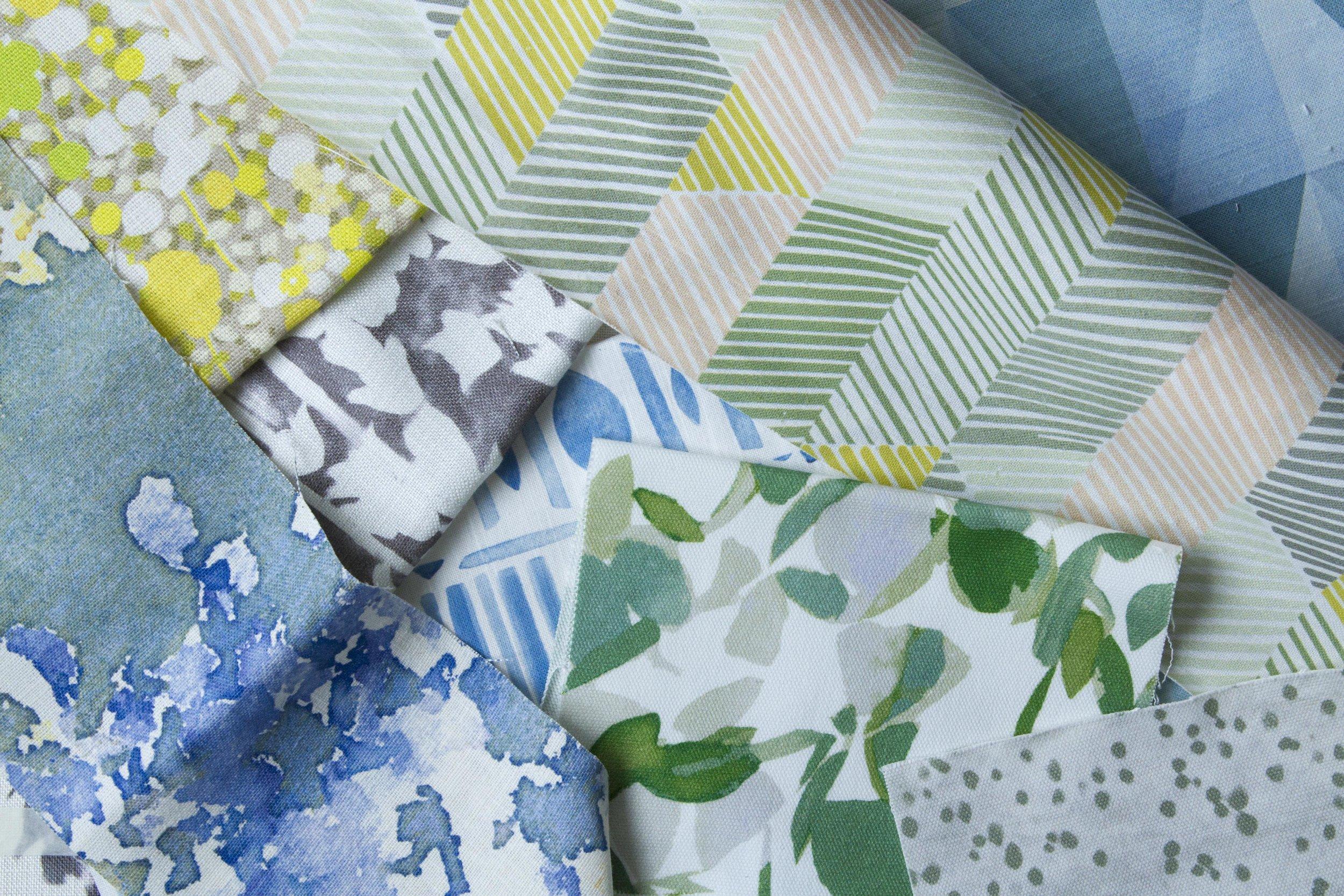 Imogen Heath Design Fabrics