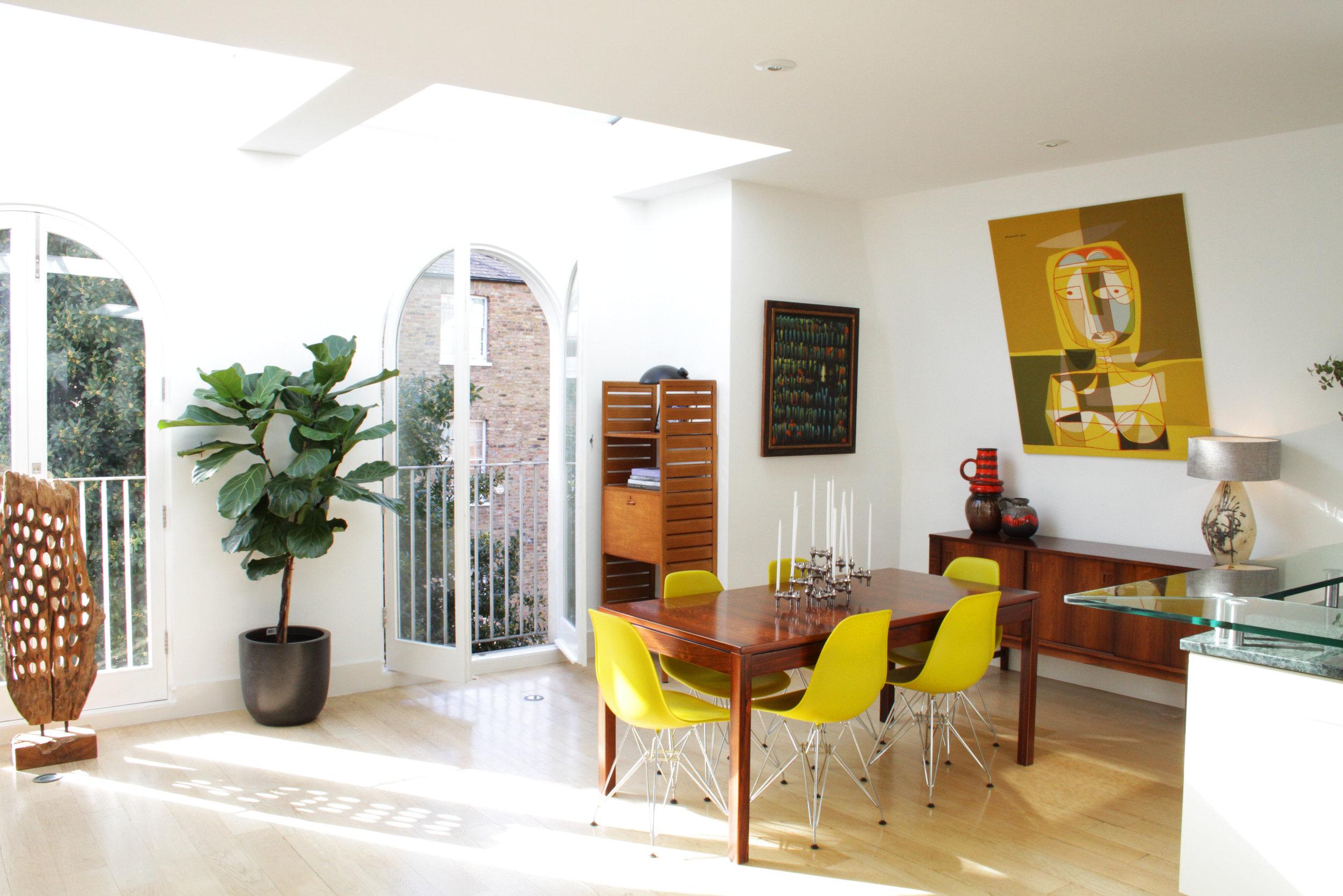 Interior Shoot in collaboration with Room Service Brighton