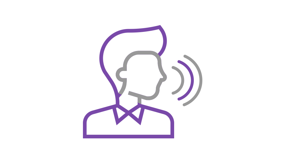 2. Get Voice Recordings - Users voice-record their names(and can enter phonetic spellings)