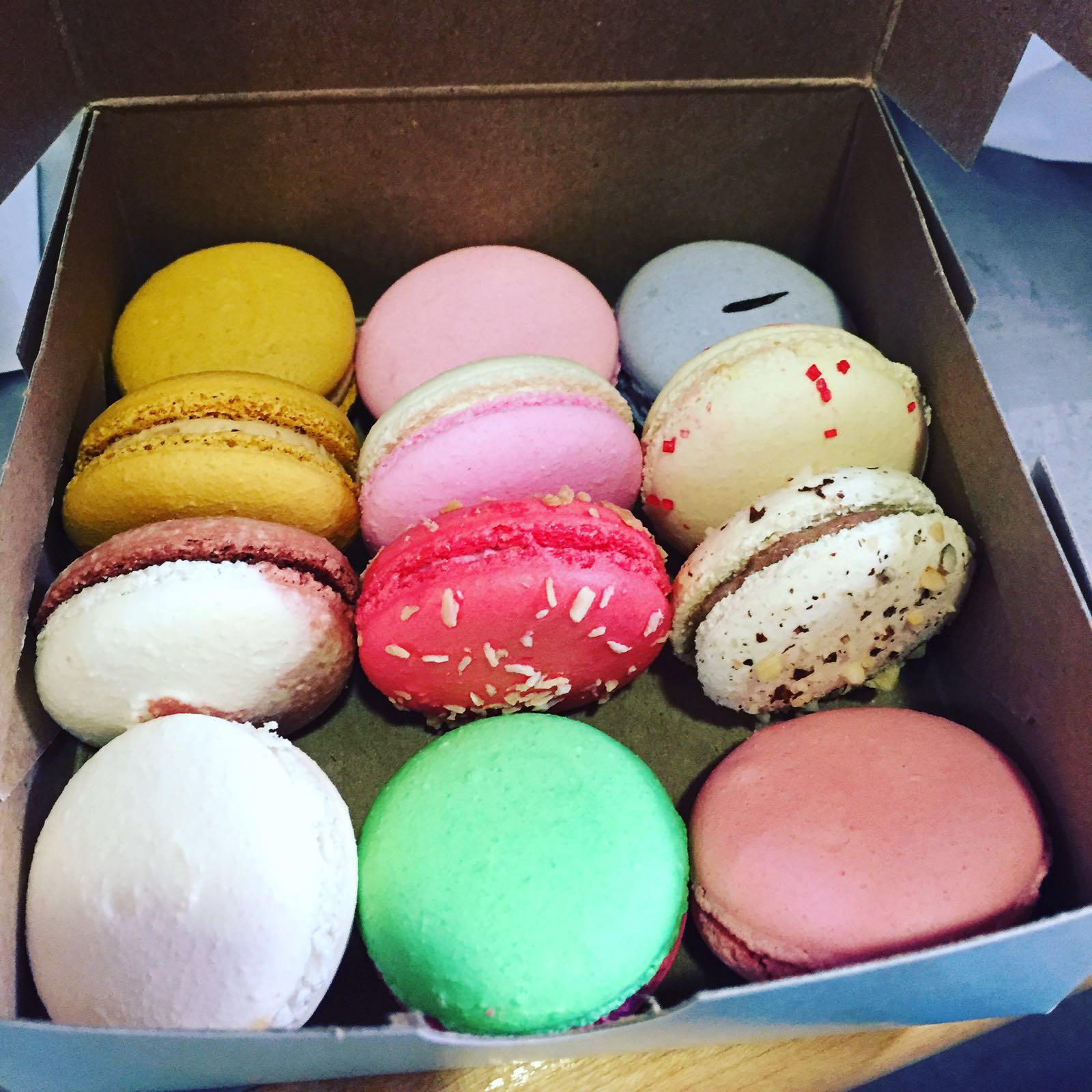 Bon Macaron Patisserie's French Macarons