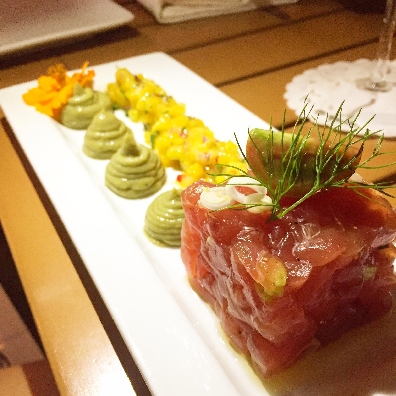 Bacaro's Tuna Tartare