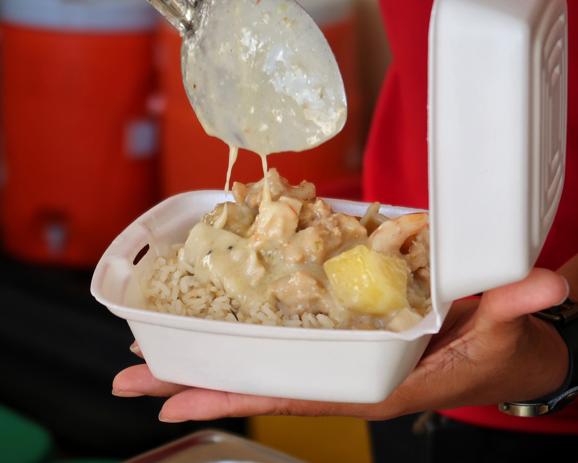 Island Taste's Seafood Medley Rundown