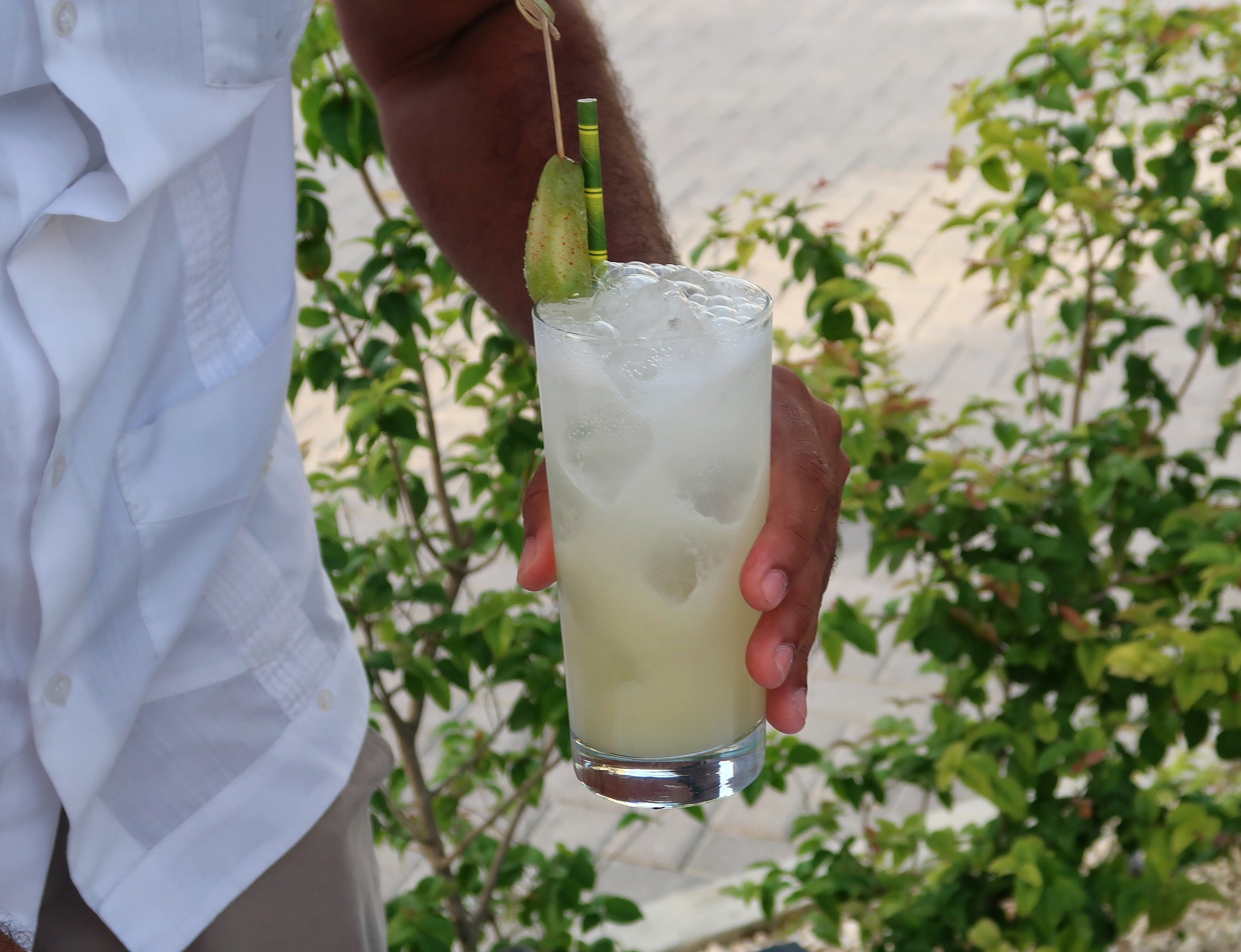 The Bilimbi cocktail