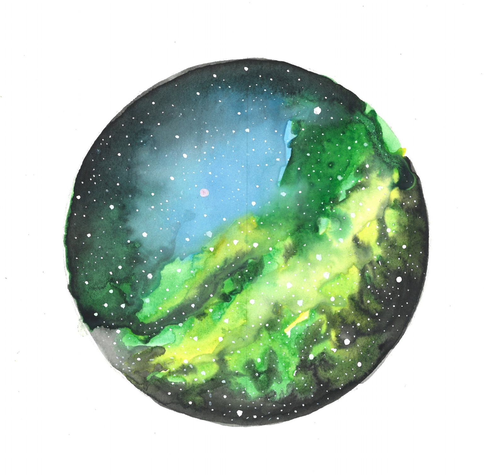 Prasinus Nebula