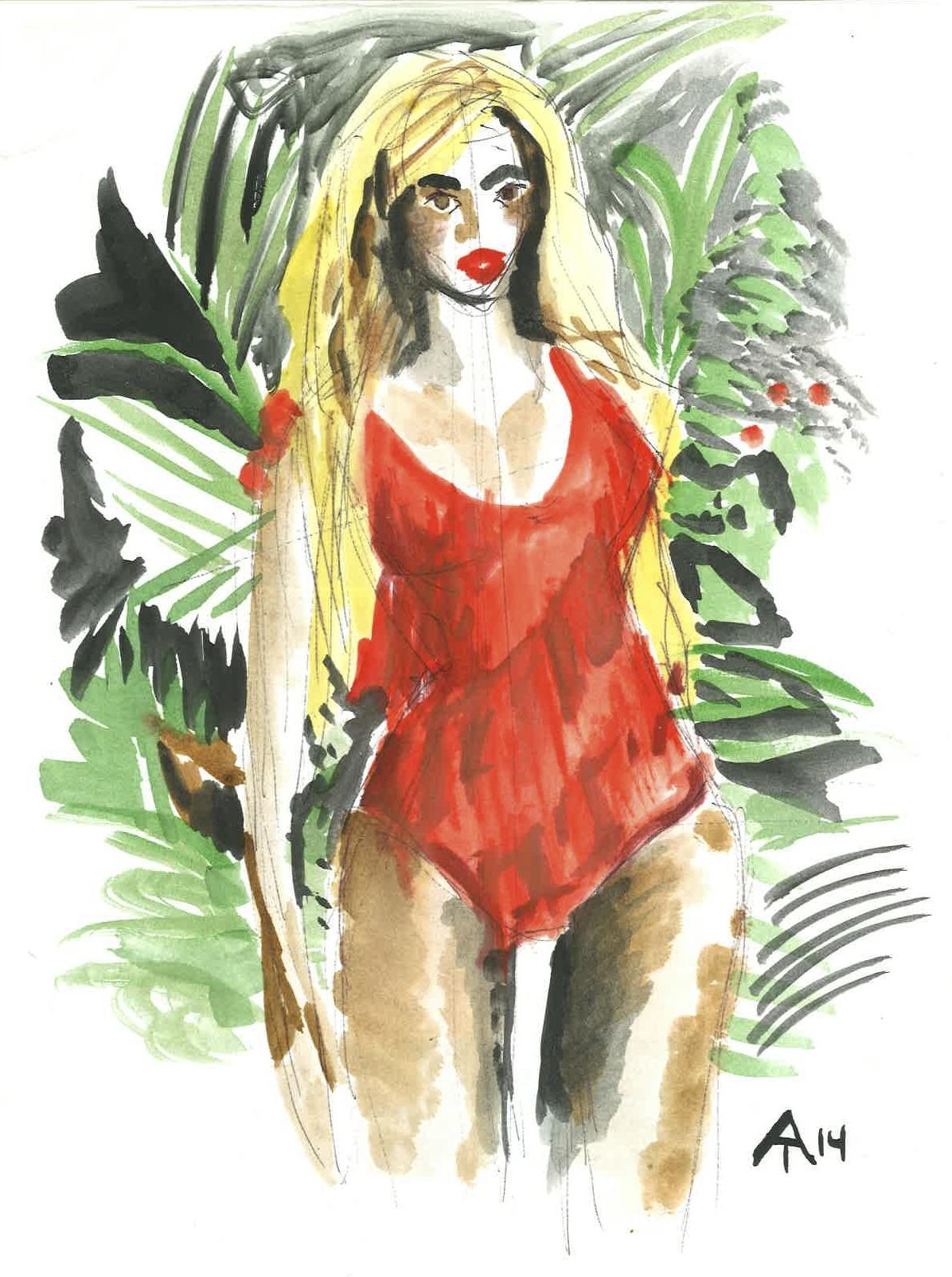 Beyonce Bathingsuit