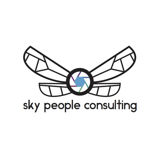 Sky People Consulting - Sky People Consulting is a start up company based in Minneapolis, Minnesota. The team uses drones to create 2-D and 3-D maps of urban and rural land. I worked with them to create a logo and web layout to communicate their brand.Click on the image to see more of the project.