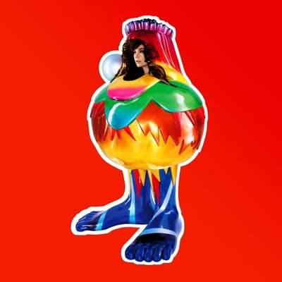 Volta -  Bjork    Grammy Award 2008 Nominee Best Alternative Music Album