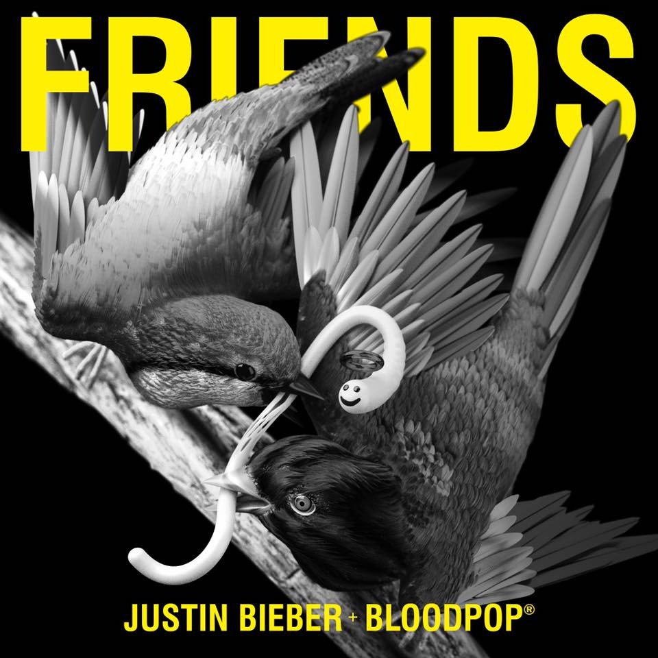 Friends - Justin Bieber + BloodPop