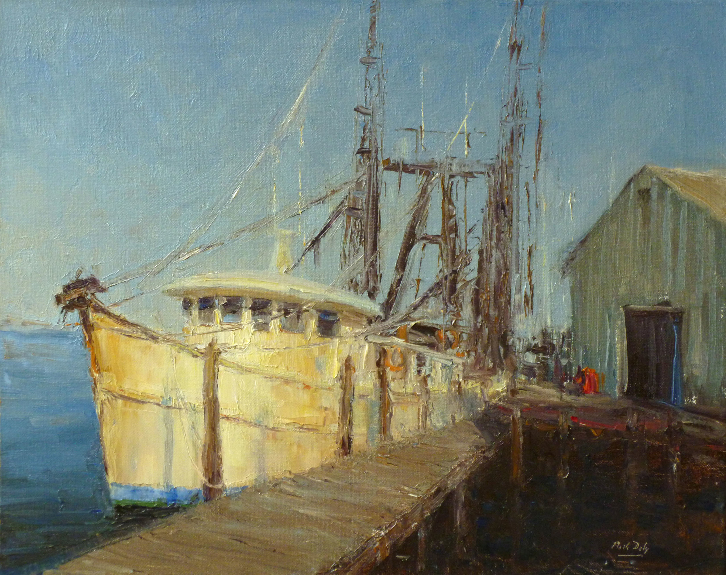 The Ole-Betts-Sea
