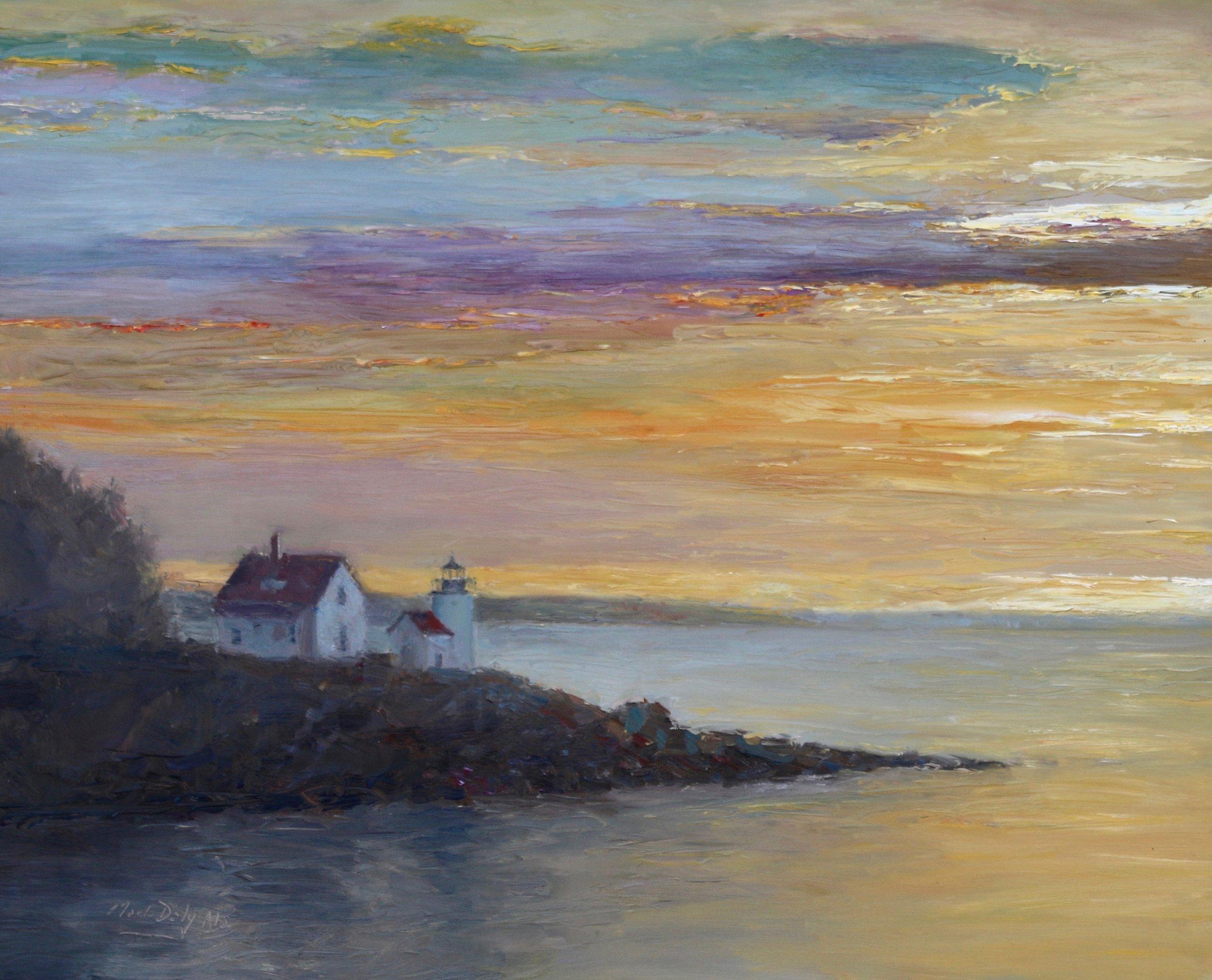 Curtis Island Sunrise