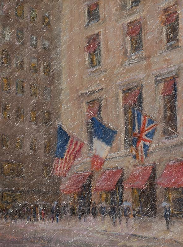 Cartier Flags