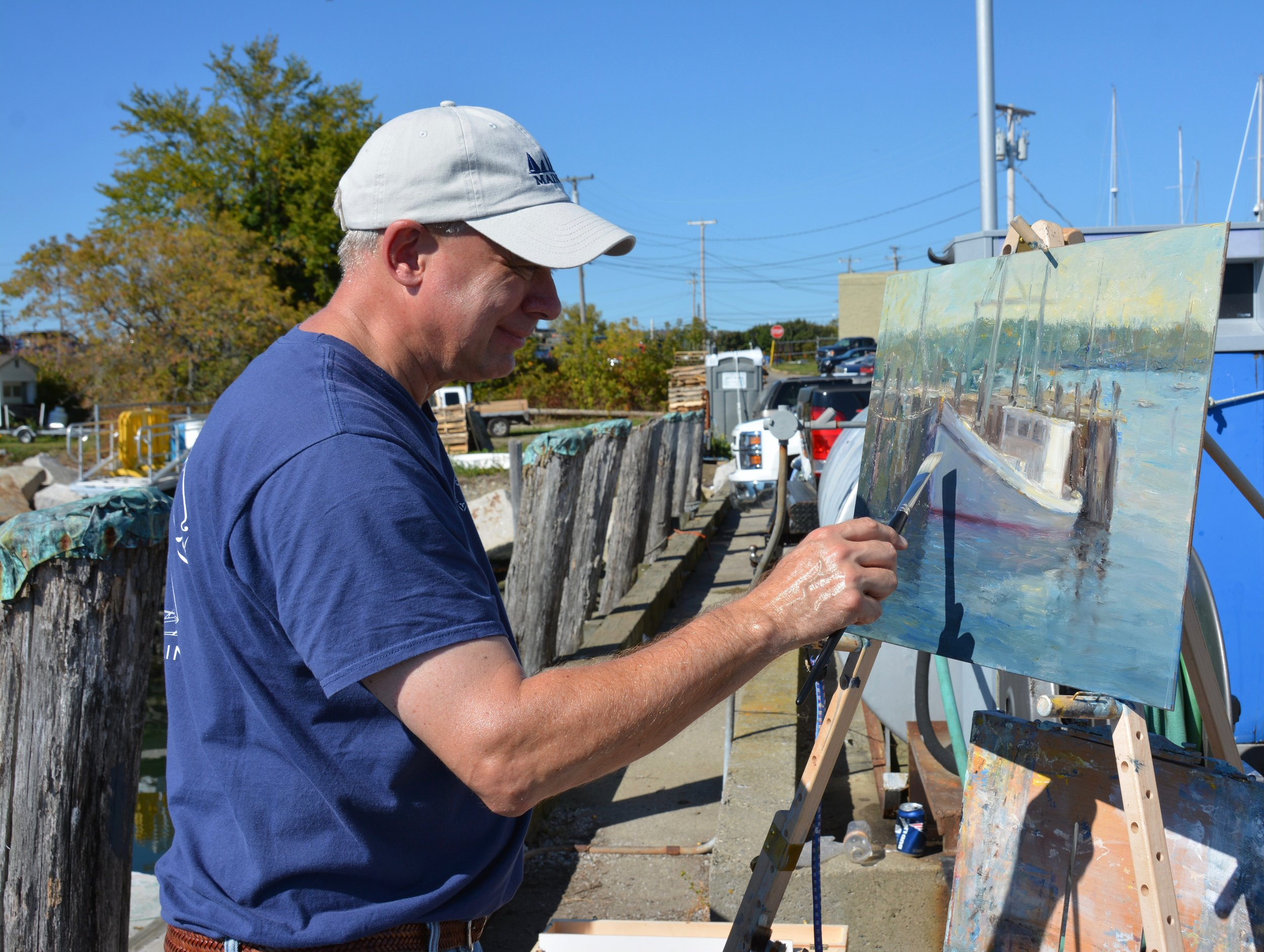 Daly Painting Rockland Maine