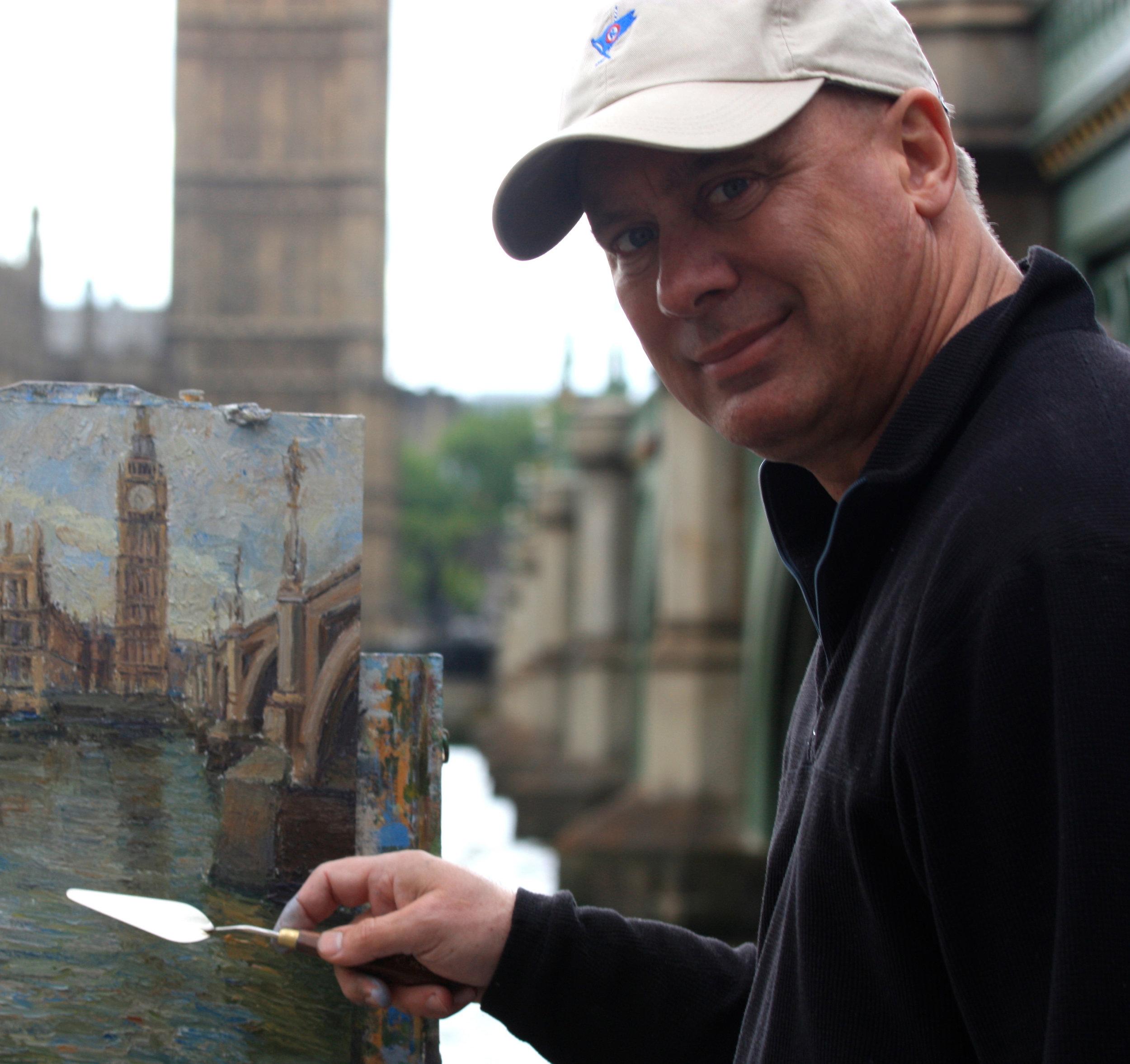 Mark In London