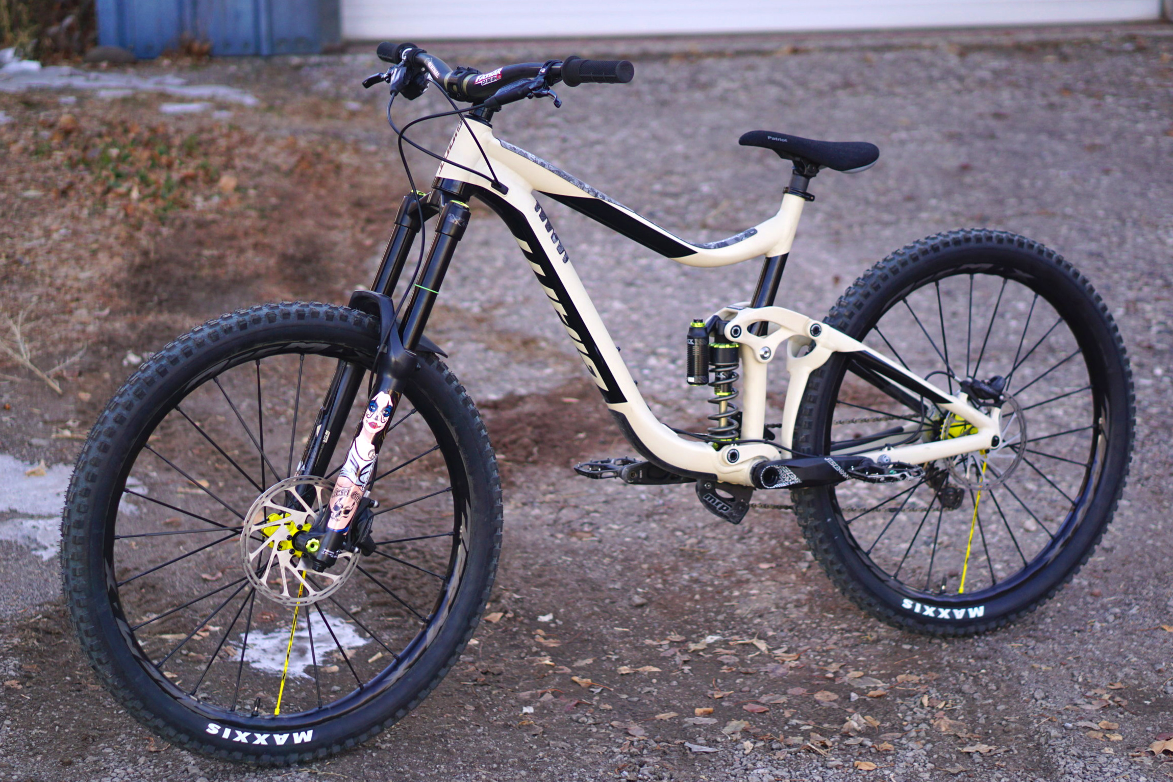 Nick's Giant Reign SX