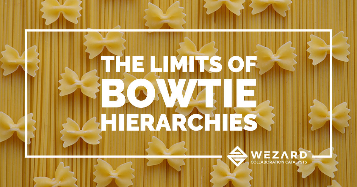 Wezard - The Limits of Bowtie Hierarchies