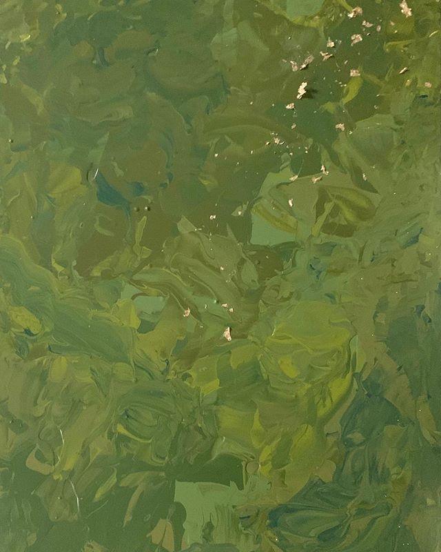 .forest green commission for @lesliefairmanphoto! . . . #painting #art #nashvilleartist #painter #artist #paint #nashvillestyle #nashvillegram #abstract #abstractart #artwork #artcollector #fluidpainting#artforsale #apartmenttherapy #artlovers #womenartists #artbuyers #buyart#decor#contemporaryart #handpainted #homedecor #interiordecor#loveart #livewithart #paint #paintingforsale#sellart