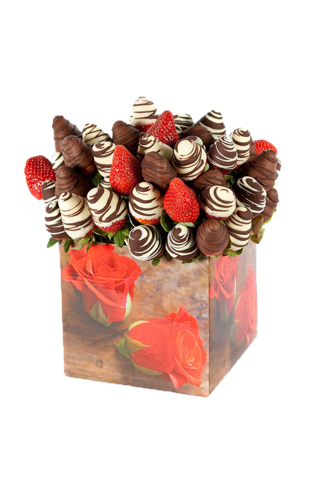 Strawberry Bouquets