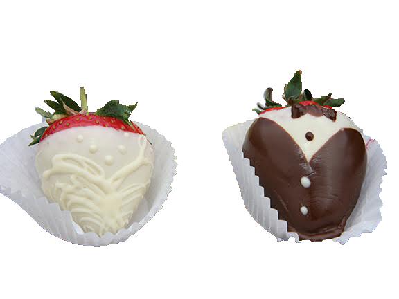 fruity bouquets bride & groom chocolate strawberries.jpg