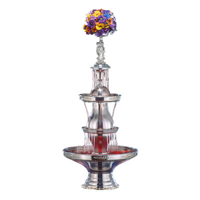 Drinks fountains by Fruity Bouquets