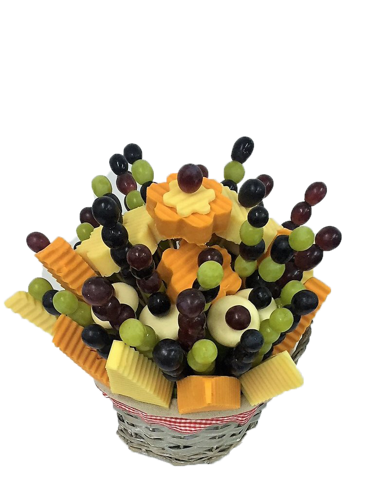 fruity bouquets cheese and grape medley.jpg