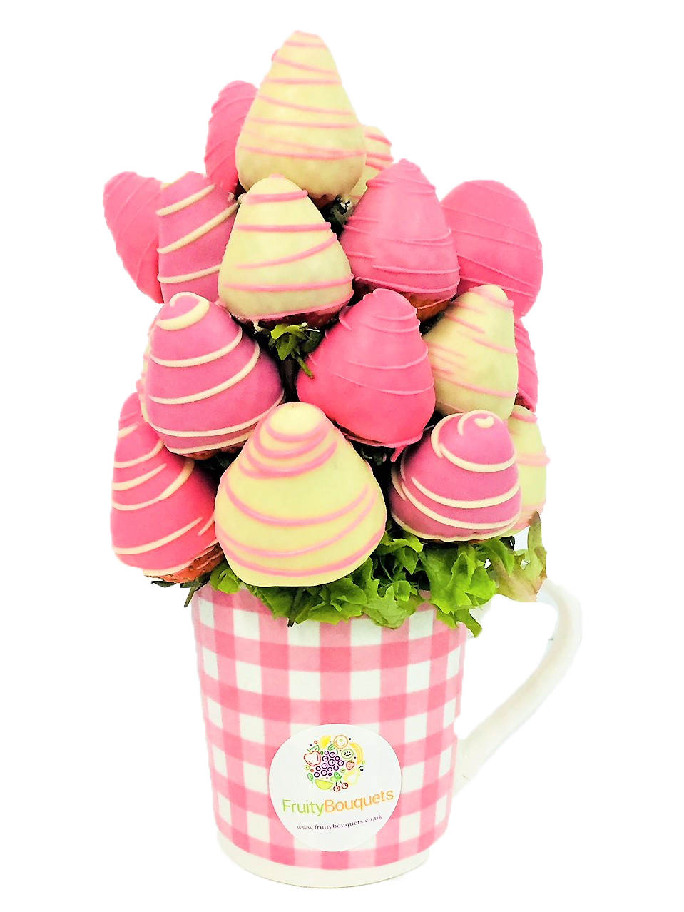 chocolate strawberry Gift Mug by Fruity Bouquets 3.png