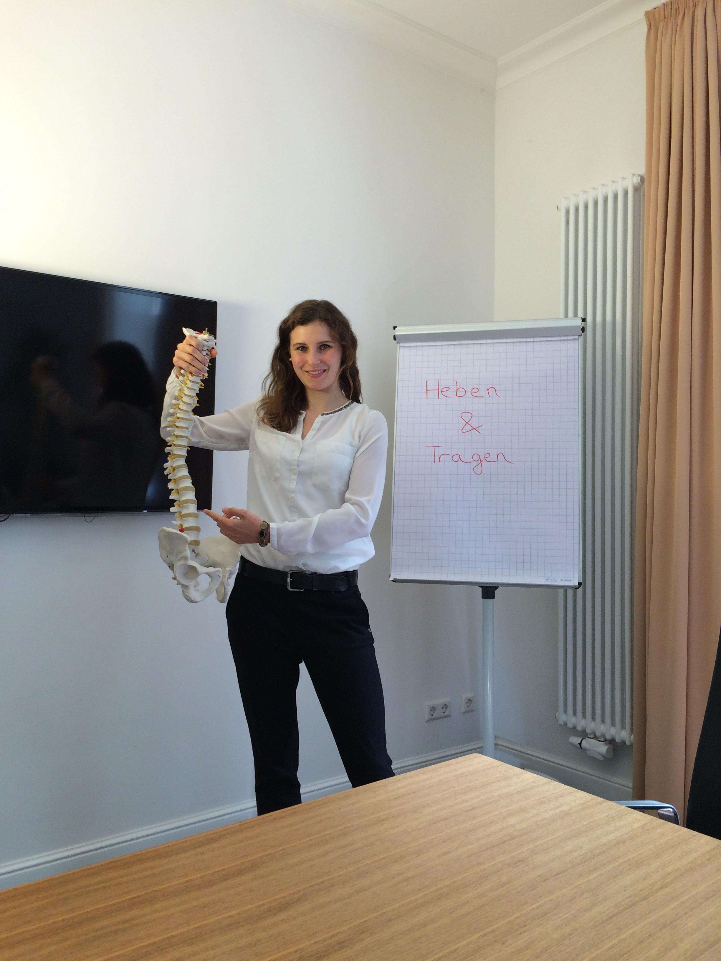 Johanna Riesenbeck Rehbein Akademie Ausbildung zum Betrieblichen Gesundheitsmanagement