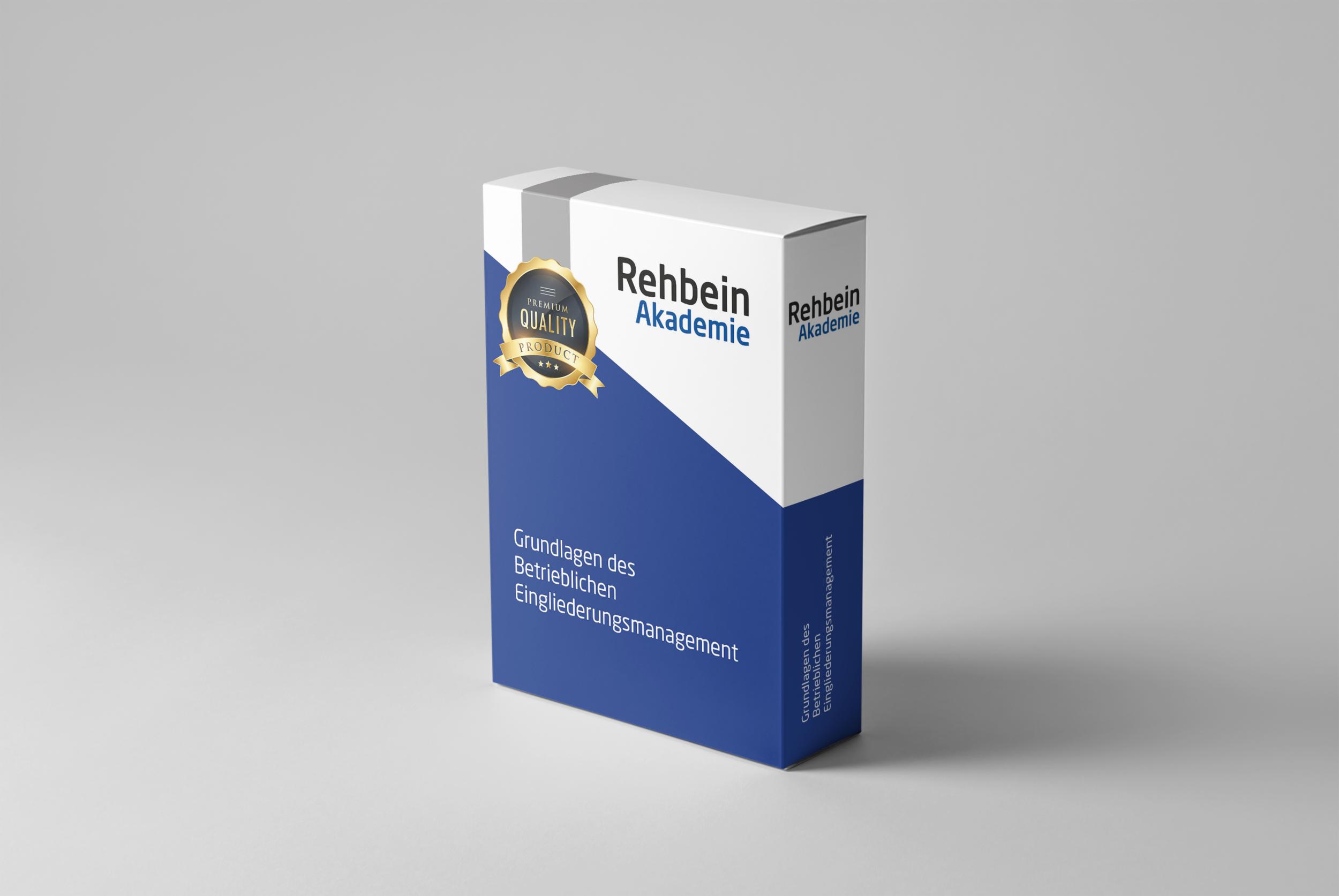 Rehbein Akademie Online-Schulung Grundlagen des Betrieblichen Eingliederungsmanagement