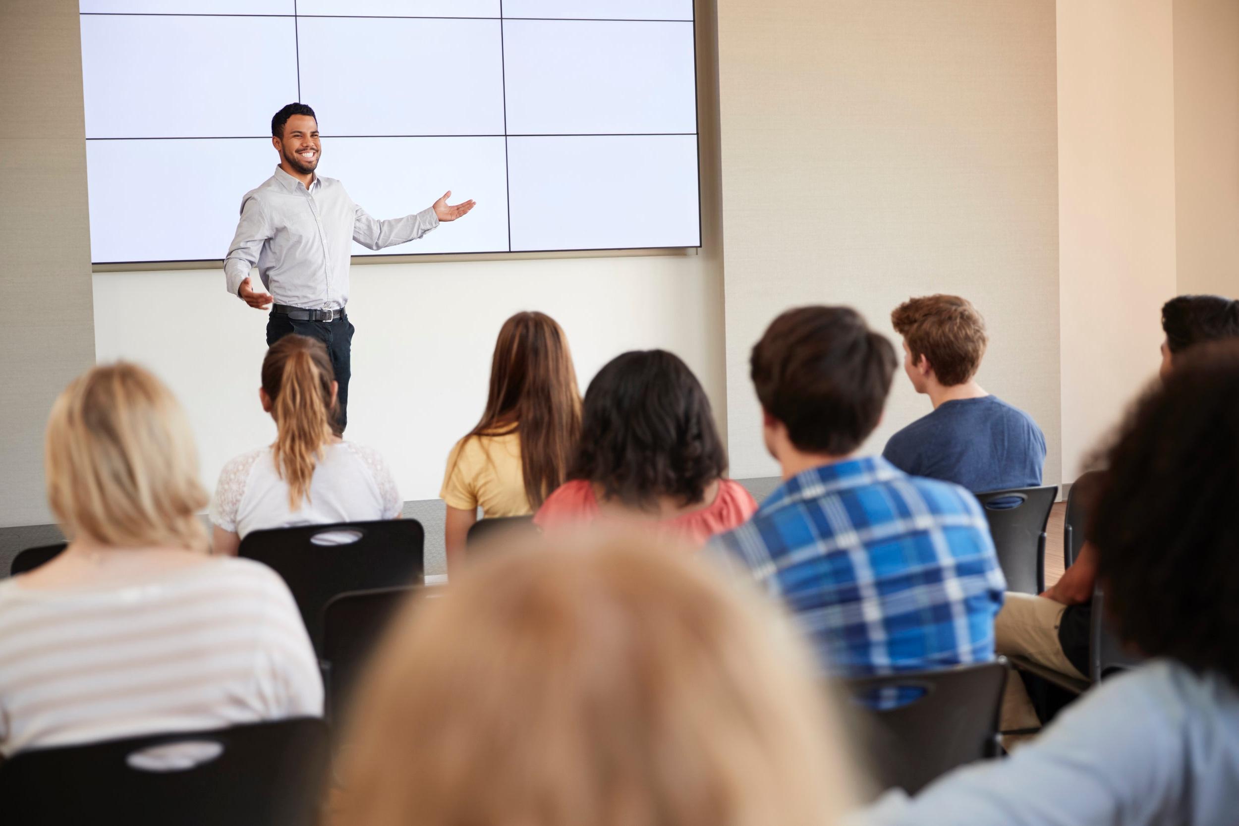 Impulsvorträge - Begeisternde Vorträge zu dem Thema Gesundheit