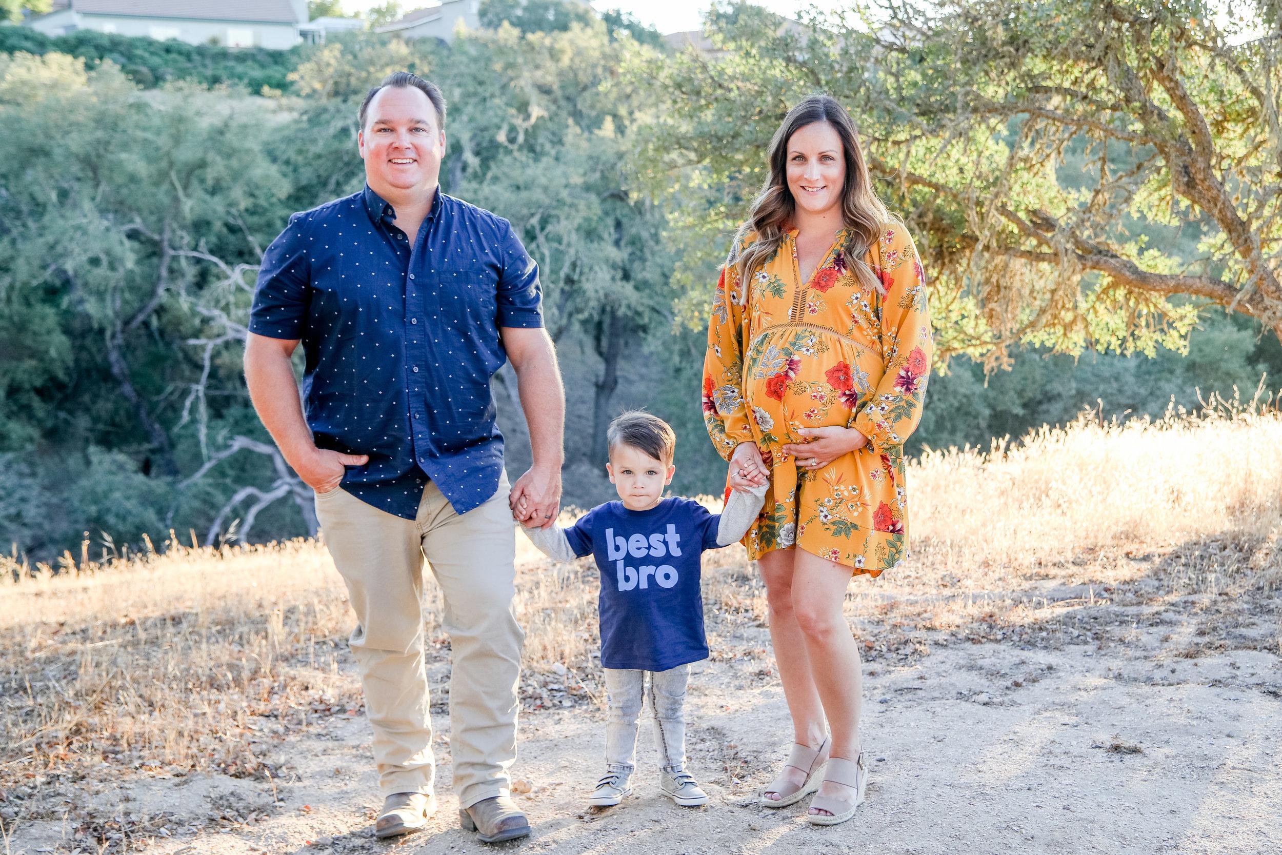 Paso Robles Family photographer