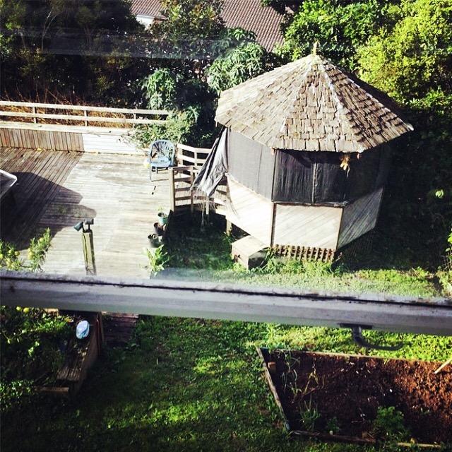 """The Hut"" Aukland, New Zealand June 2014"