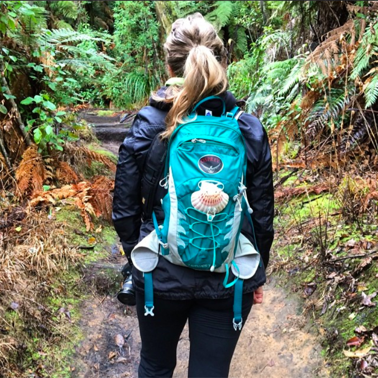 Me hiking in New Zealand June 2014